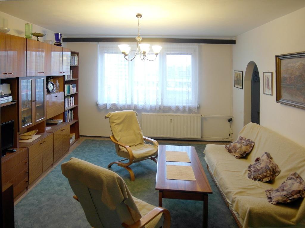 Obývací pokoj panel