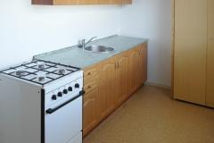 Kuchyň v panelovém bytě